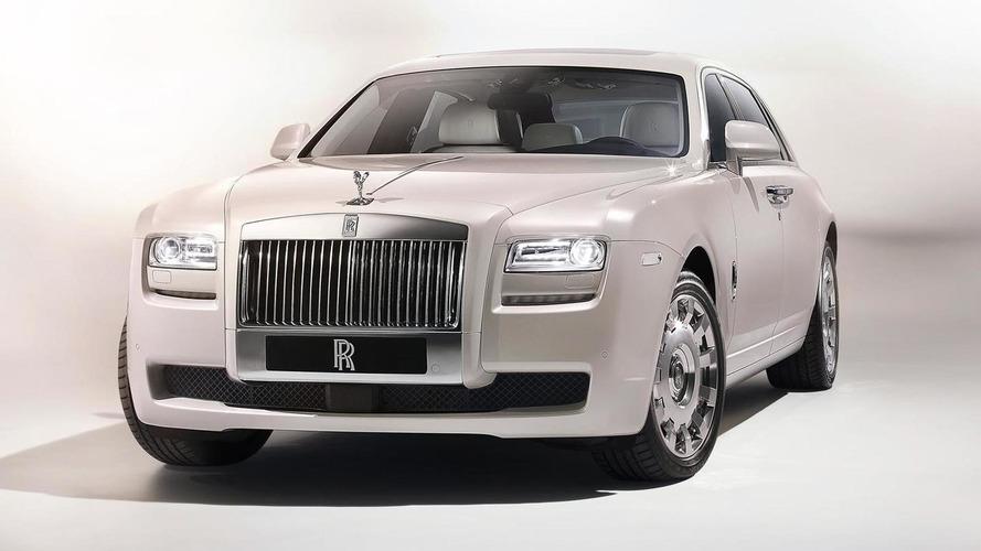 Rolls Royce Ghost Six Senses concept raises the aroma