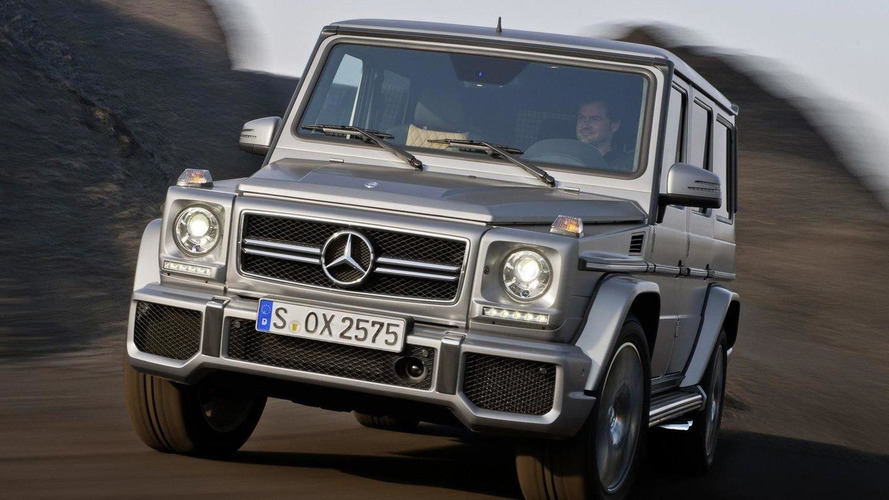 Mercedes G65 AMG headed to the US, will cost $217,900