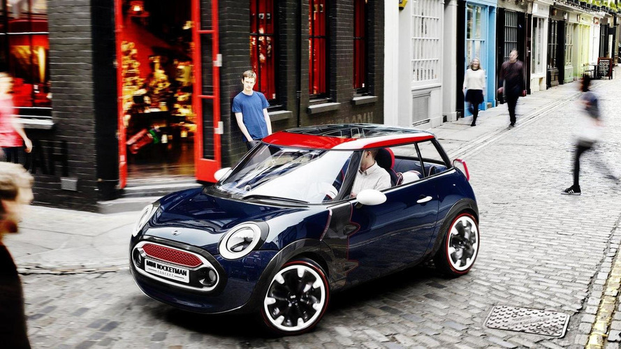 MINI Rocketman production model back on the agenda as entry-level model