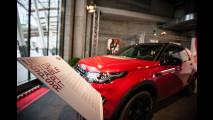 Land Rover al Salone del Mobile di Milano 2015