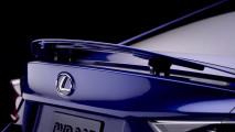 Lexus RC F e Lisalla Montenegro