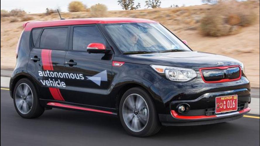 Kia, la guida autonoma si chiama Drive Wise [VIDEO]