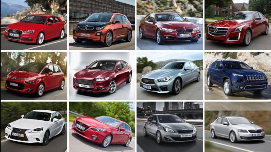 World Car of the Year 2014, le semifinaliste