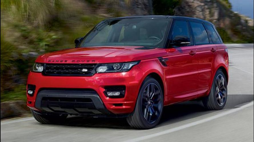 Range Rover Sport 2016, aggiornamenti di lusso