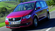 VW Touran gets New 170hp Engine with DSG