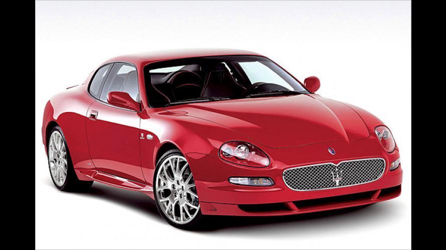 Klassik aktuell: Maserati bringt den Contemporary Classic