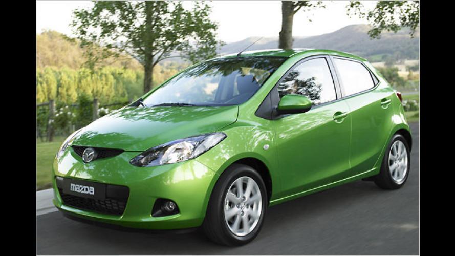 Es geht los: Serienstart des Mazda 2 in Japan gefeiert