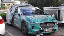 2018 Jaguar I-Pace spy photo
