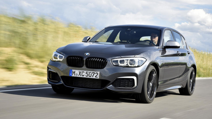 2018 BMW 1 Series Facelift Detailed In 100 New Images, 3 Videos