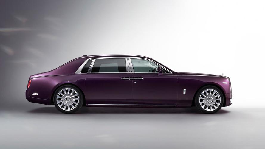 2018 Rolls-Royce Phantom tanıtıldı