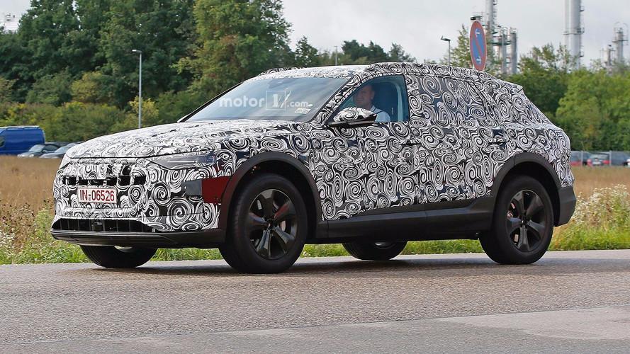 L'Audi e-tron Quattro veut voler la vedette au Tesla Model X