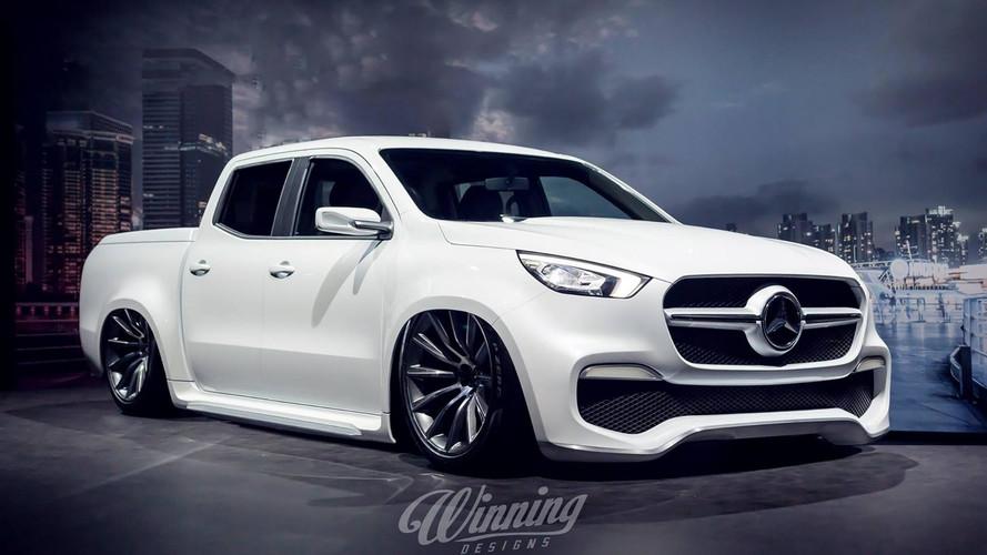 Mercedes-Benz X-Osztály Low Rider