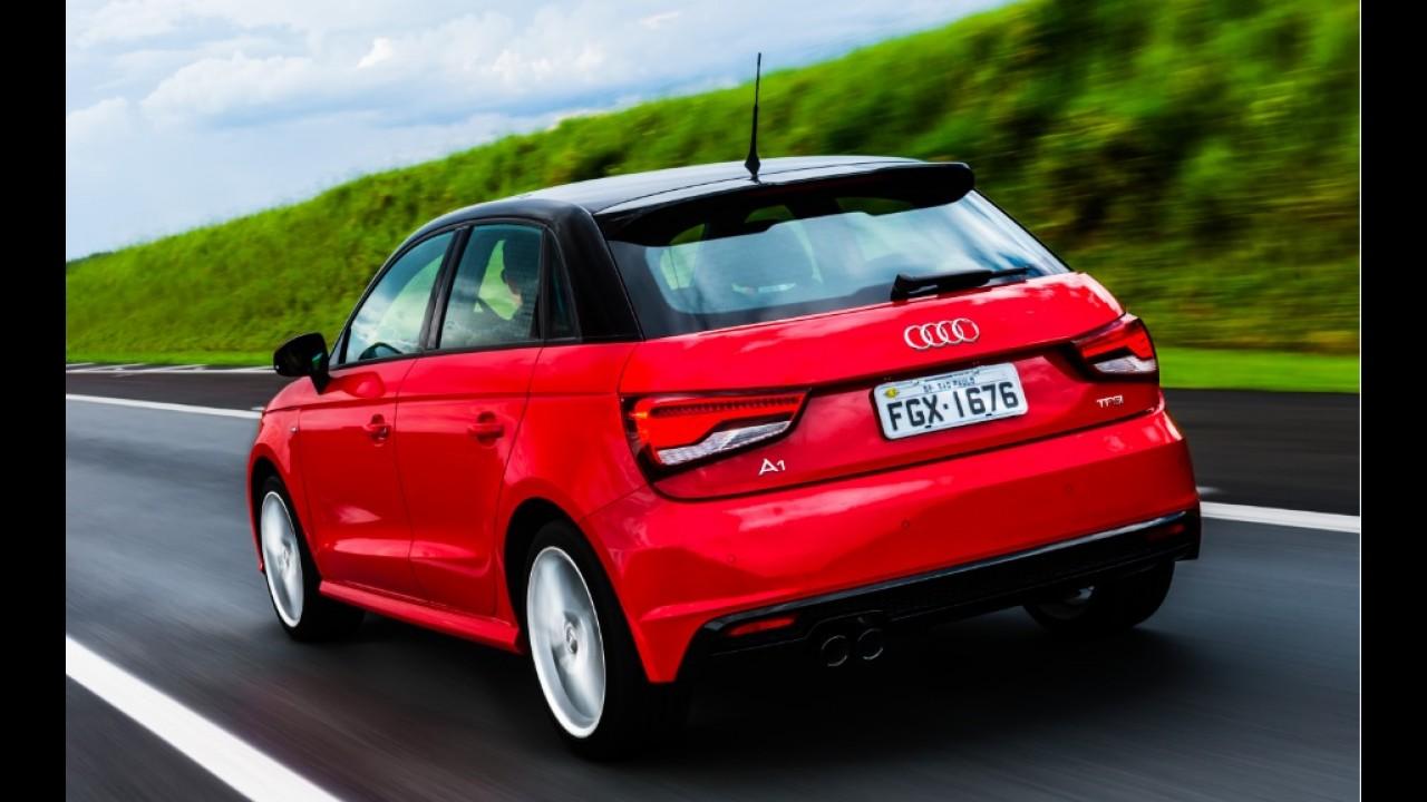 Em promoção, Audi A1 Sportback tem desconto de R$ 17 mil