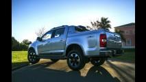 Buenos Aires: GM antecipa a estilosa S10 High Country, que chega em julho ao Brasil