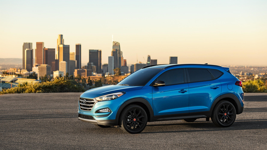 Hyundai Tucson N And Kona N Planned, But Are Not A Priority