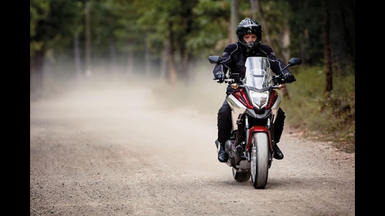 Tóquio: Honda lança novas NC 750X e CB 500X para 2016