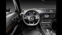 Mercedes Classe SL 2017 é revelado por inteiro - veja galeria