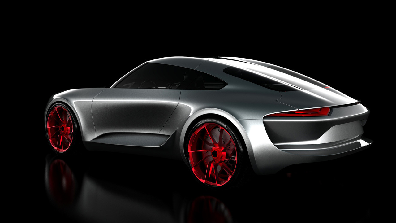 Bugatti Chiron Designer Re Imagines The Porsche 911