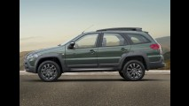 Fiat Weekend 2017 tem preço inicial de R$ 56,6 mil e perde versão Trekking 1.6