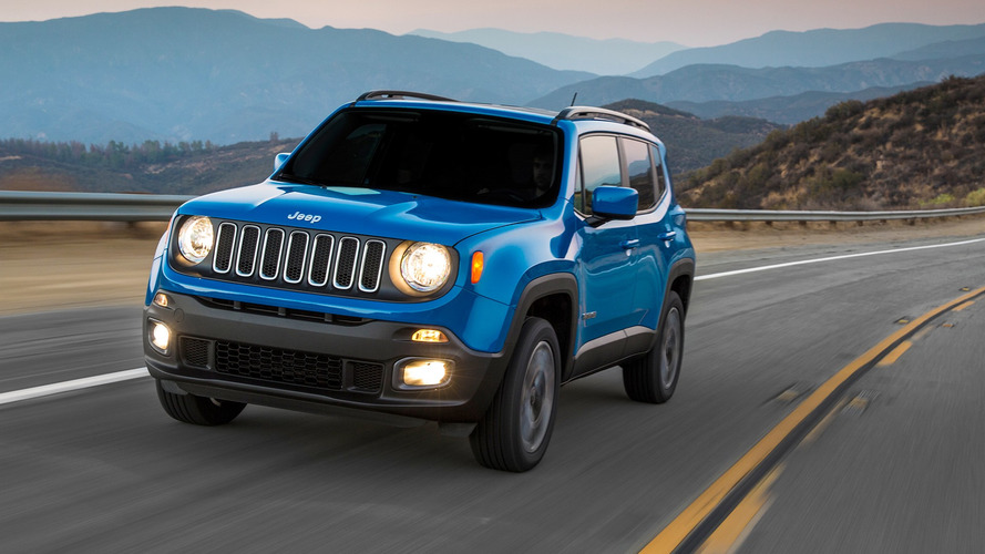 Jeep Renegade EUA