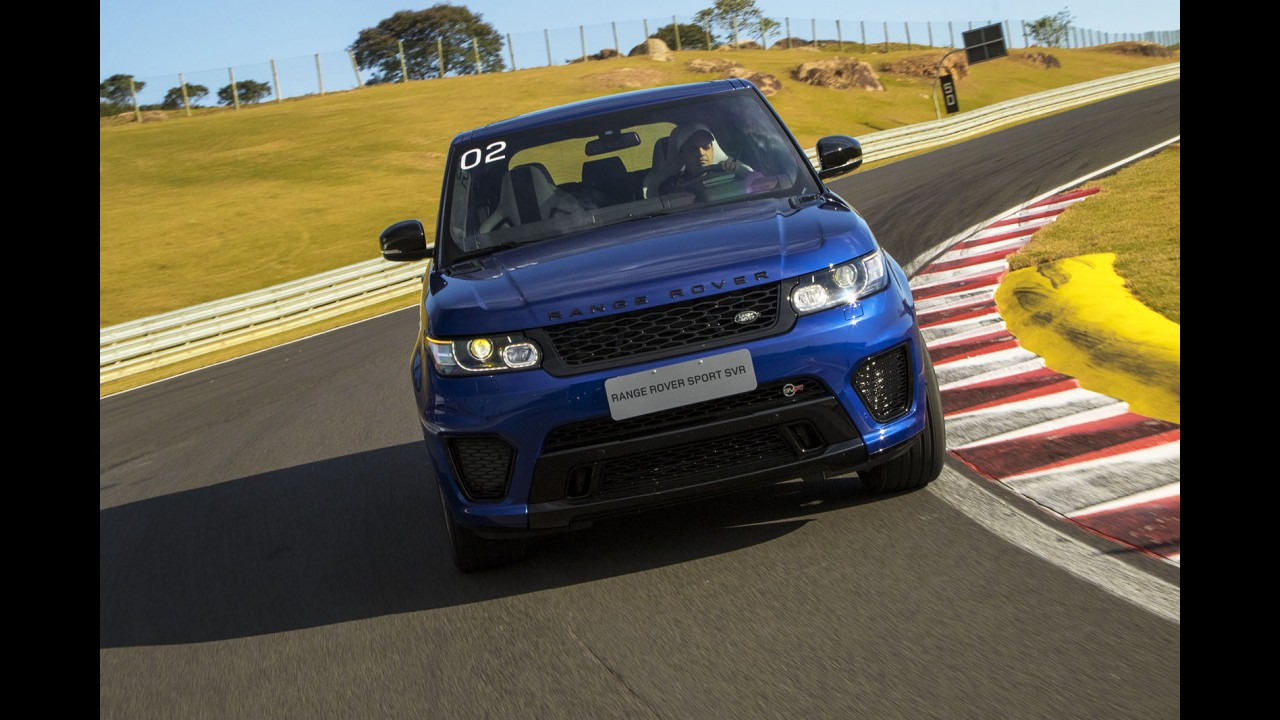 "Range Rover terá cupê ""anti-X6"" com a base do Jaguar F-Pace"