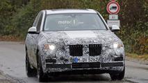2018 BMW X5 spy photos
