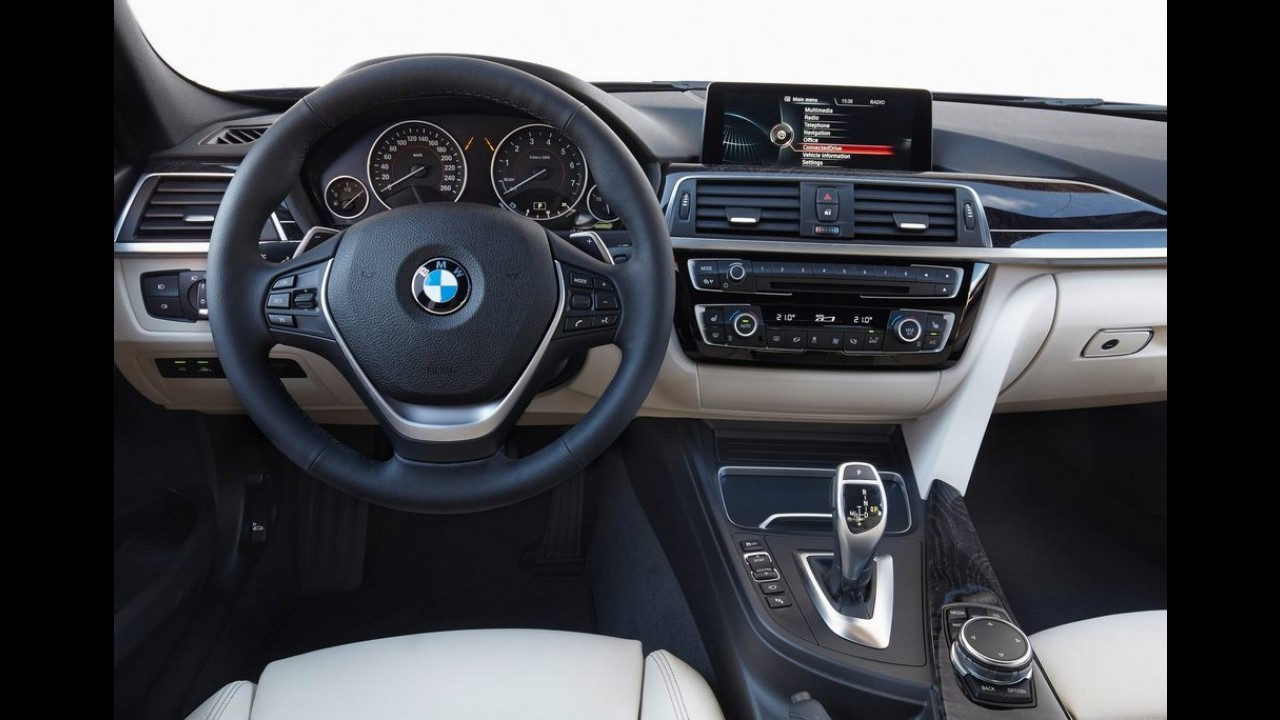 BMW Série 3 reestilizado chega ao Brasil com preço inicial de R$ 163.950