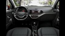 Kia Picanto retoma opção de câmbio manual por R$ 39.990