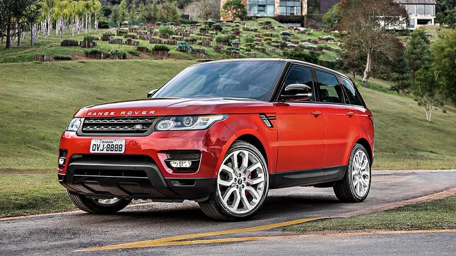 Importados – Vendas mantêm queda em agosto; Range Rover Sport é destaque