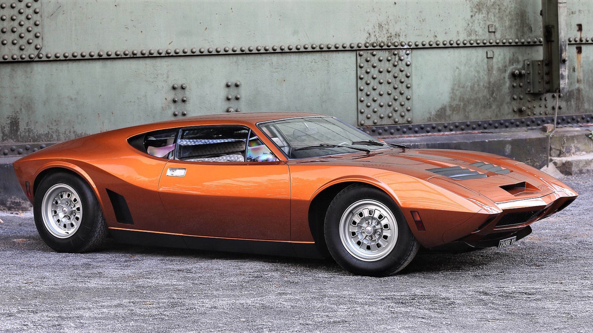 Most Expensive Car In The World >> This AMX/3 could be the most expensive AMC ever sold