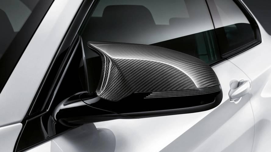 BMW M2 Competition con M Performance Parts