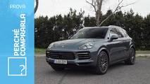 Porsche Cayenne, perché comprarla... e perché no
