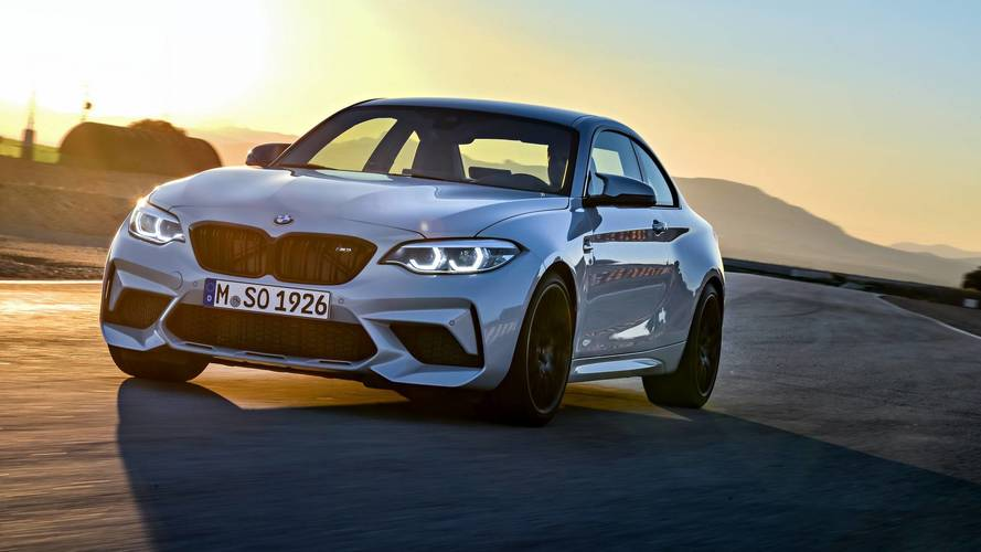 BMW M2 Competition substitui M2