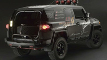 Toyota FJ Cruiser Race Truck To Debut