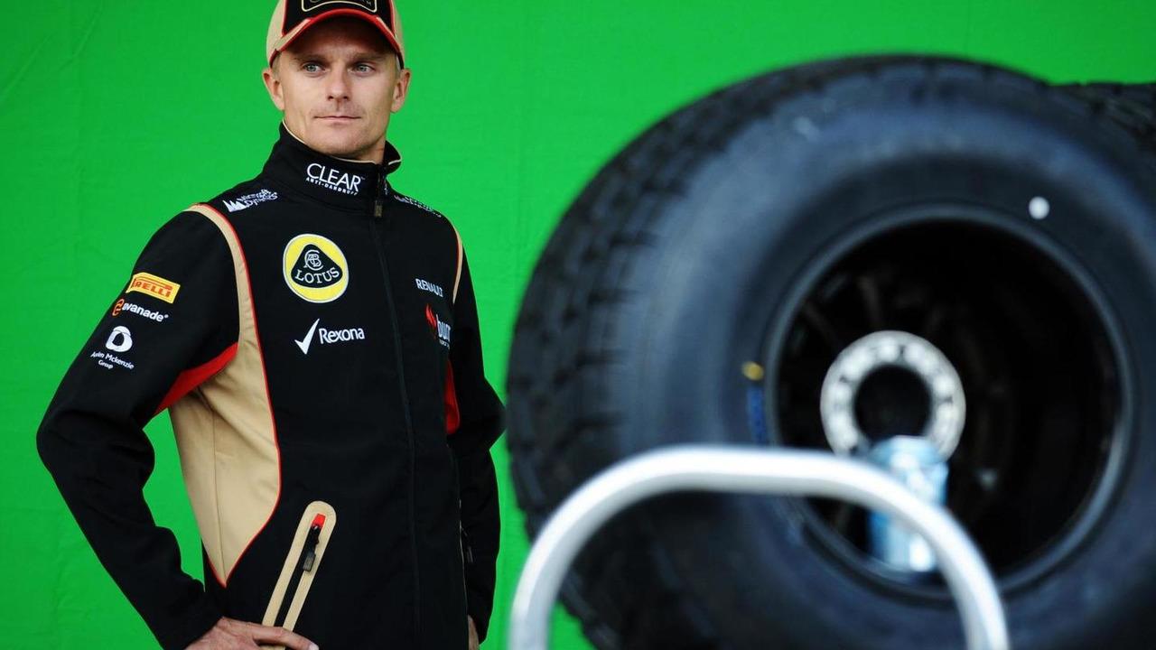 Heikki Kovalainen 14.11.2013 United States Grand Prix