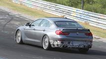 BMW 6-Series Gran Coupe by Alpina spy photo 29.07.2013