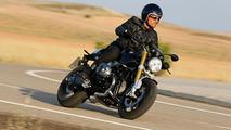 BMW R nineT motorcycle 16.10.2013