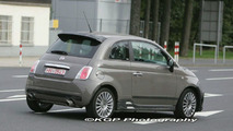 Fiat 500 Abarth SS Spy Photo