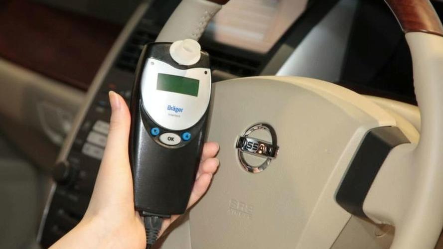 Nissan Develops Preventive Drink-Driving Technology