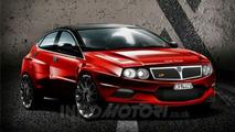 Lancia Delta HF Integrale Rendering by Infomotori.co.uk