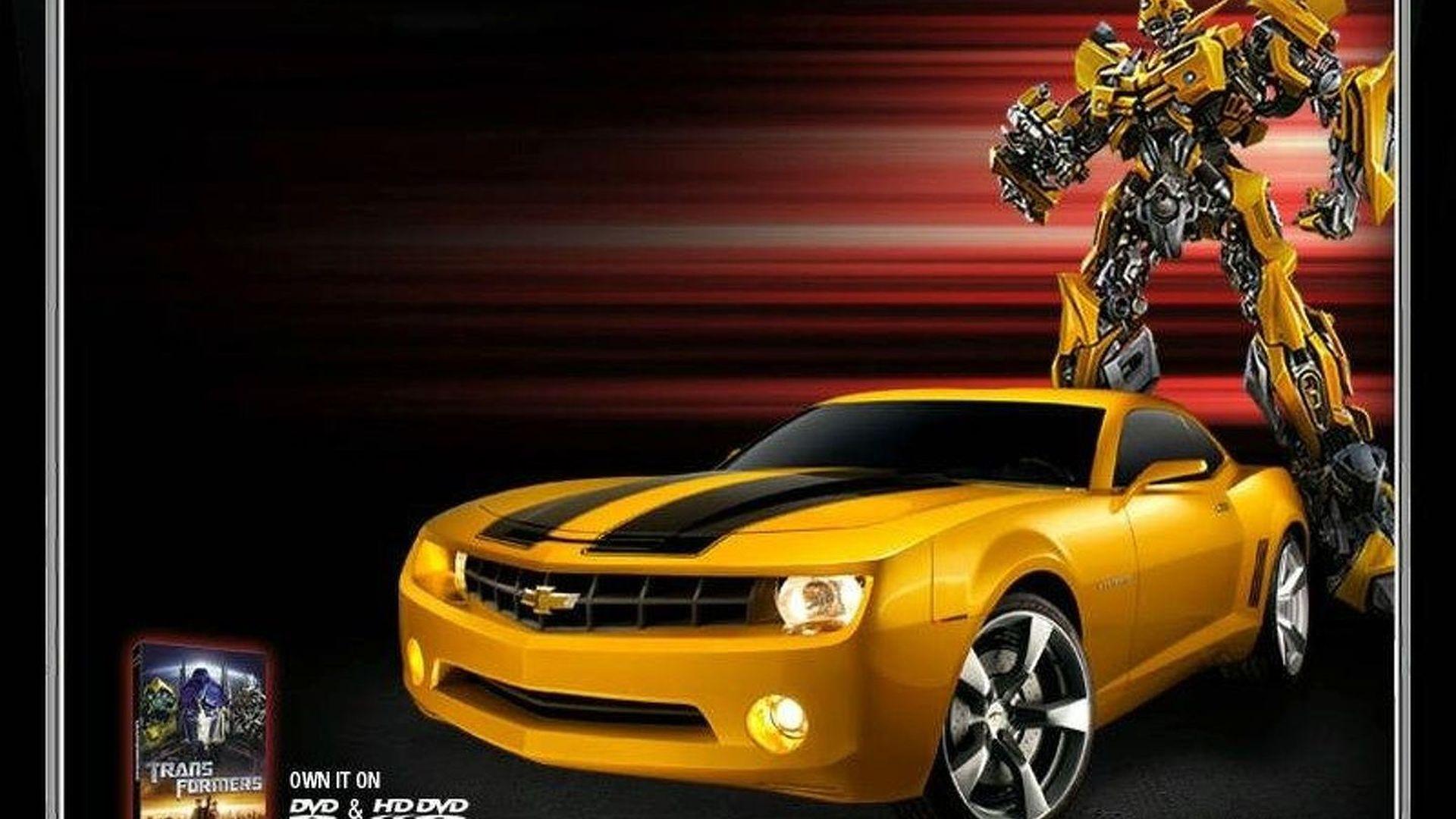 Win A Car Sweepstakes >> Chevrolet Camaro Bumblebee Sweepstakes (US)