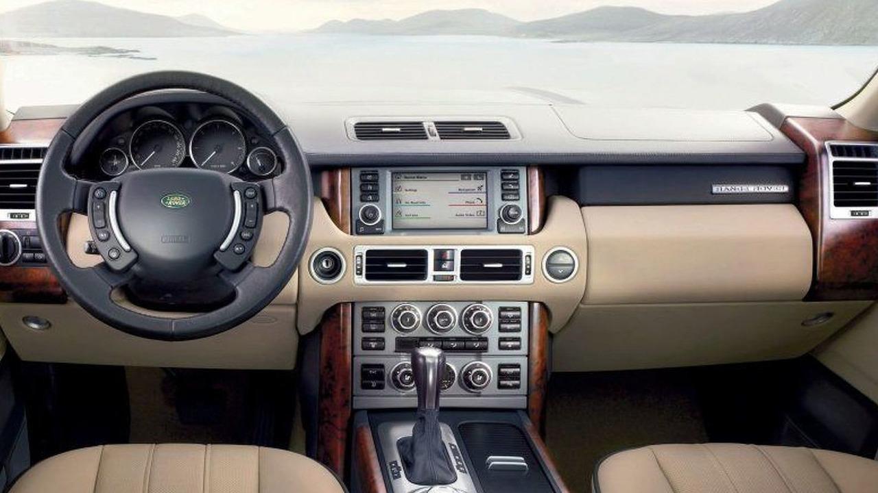 Range Rover gets new V8 engine for 2007