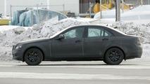 2008 Mercedes C-Class sedan spy photo