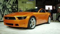 Ford Mustang Giugiaro Concept 2006