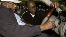 Earvin Magic Johnson Hands Over Keys