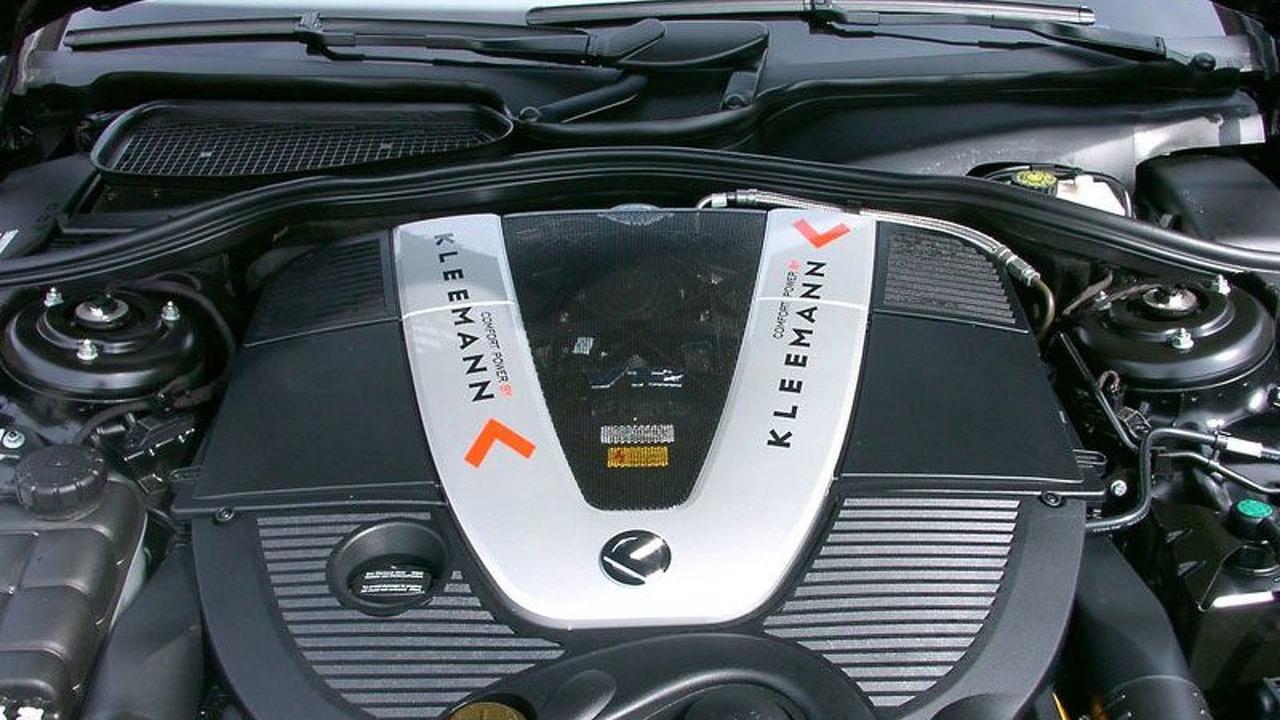 KLEEMANN CL 60 engine