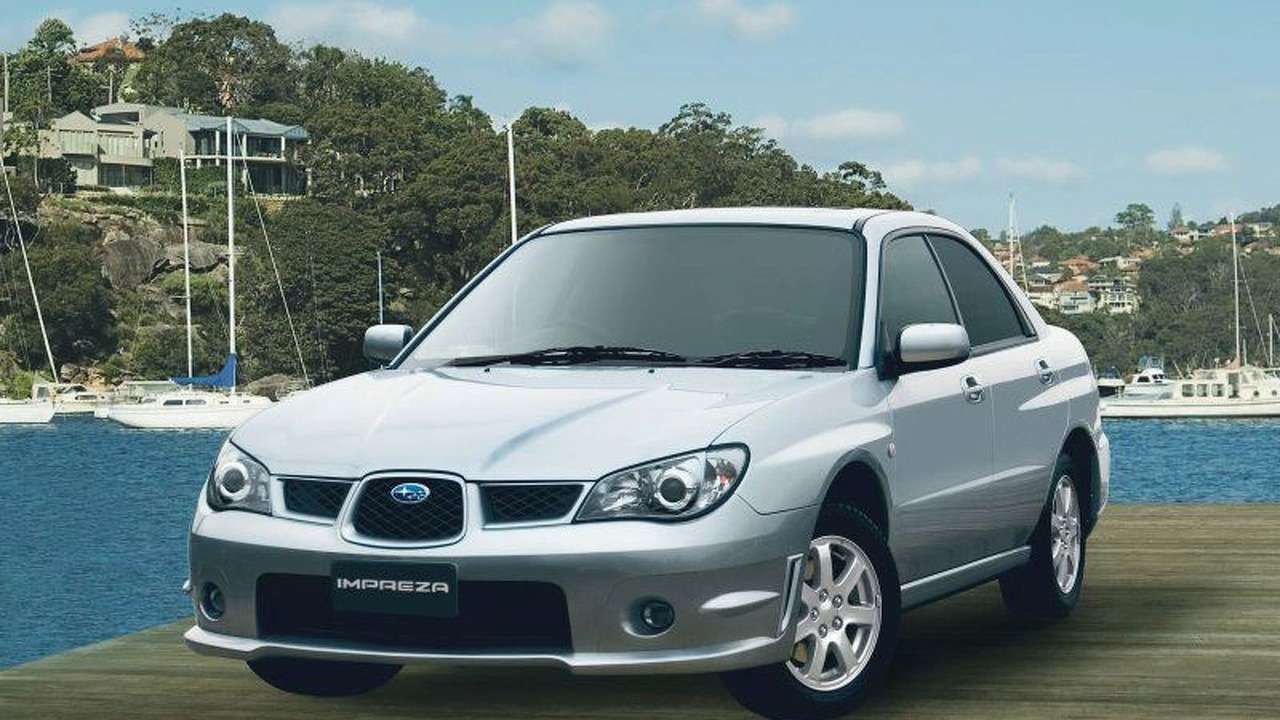 Subaru Impreza 2.0i Luxury Special Edition