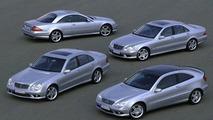 Mercedes-AMG model range