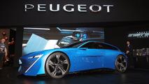 Peugeot instinct concept
