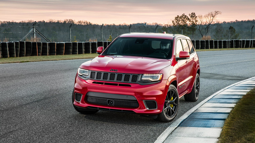 2018 Jeep Grand Cherokee Trackhawk 707